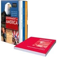 Government in America: People, Politics, and Policy (Portable Version)