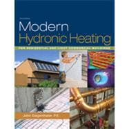 Modern Hydronic Heating: For Residential and Light Commercial Buildings, 3rd Edition