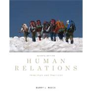 Human Relations Principles and Practices