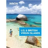 Moon U.S. & British Virgin Islands 9781631211676R