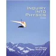 Inquiry into Physics /with Infotrac