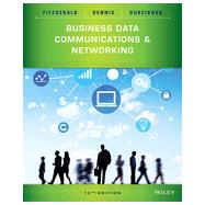 Business Data Communications and Networking, Twelfth Edition