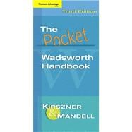 Cengage Advantage Books: The Pocket Wadsworth Handbook