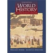 World History, Comprehensive Edition (with InfoTrac)