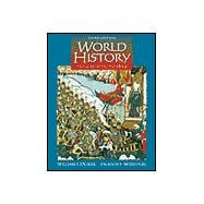 World History to 1800, Volume I (with InfoTrac)