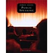 Public Speaking with VideoLab CD