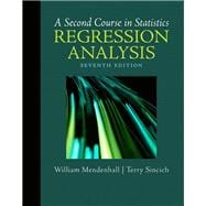 A Second Course in Statistics Regression Analysis