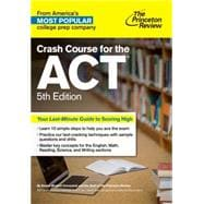 Crash Course for the ACT, 5th Edition