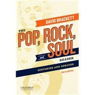 The Pop, Rock, and Soul Reader Histories and Debates