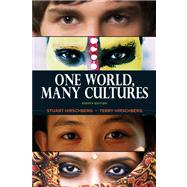 One World, Many Cultures with NEW MyCompLab -- Access Card Package