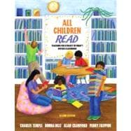 All Children Read: Teaching for Literacy in Today's Diverse Classrooms (with MyEducationLab)