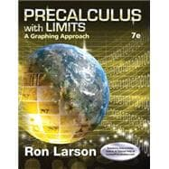 Precalculus with Limits : A Graphing Approach 7e