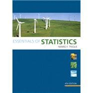 Essentials of Statistics with MyStatLab Student Access Code Card