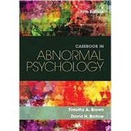 Casebook in Abnormal Psychology, 5th