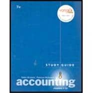 Study Guide Chapters 1-13 & CD Accounting