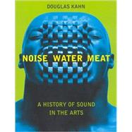Noise, Water, Meat : A History of Voice, Sound, and Aurality in the Arts