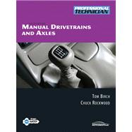 Manual Drivetrains and Axles Value Package (includes NATEF Correlated Task Sheets for Manual Drivetrains and Axles)