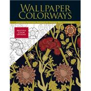Wallpaper Colorways Coloring Patterns Inspired by Vintage Wall Coverings