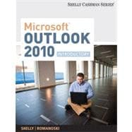 Microsoft� Outlook 2010: Introductory, 1st Edition