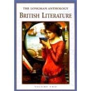 Longman Anthology of British Literature Vol. 2B : The Victorian Age