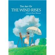 The Art of the Wind Rises 9781421571751R