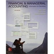 Financial and Managerial Accounting with Connect