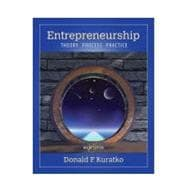 Entrepreneurship Theory, Process, and Practice