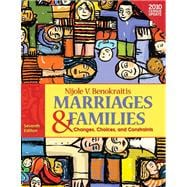 Marriages and Families Census Update Plus MyFamilyLab with eText -- Access Card Package