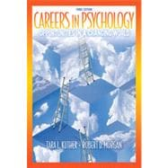 Careers in Psychology: Opportunities in a Changing World, 3rd Edition