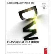 Adobe Dreamweaver CS5 Classroom in a Book