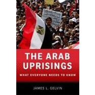 The Arab Uprisings What Everyone Needs to Know®