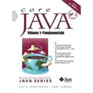 Core Java(TM) 2, Volume I--Fundamentals
