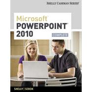 Microsoft PowerPoint 2010: Complete, 1st Edition