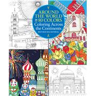 Around the World in 80 Colors Coloring Across the Continents