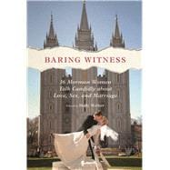 Baring Witness 9780252081781R