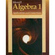 Merrill Algebra 1