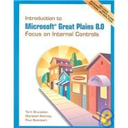 Intro MS Great Plains and Software and Cd and Great Plains Software Package