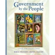 Government by the People: National, State, and Local Version