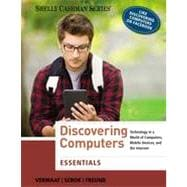 Discovering Computers 2014 : Your Interactive Guide to the Digital World