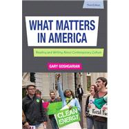 What Matters in America with New Mycomplab Etext Student Access Card