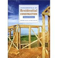 Fundamentals of Residential Construction, 2nd Edition