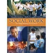 Social Work : An Empowering Profession