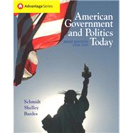 Cengage Advantage Books: American Government and Politics Today, Brief Edition, 2004-2005 (with InfoTrac)