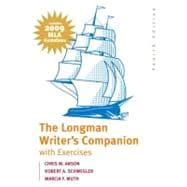 Longman Writer's Companion with Exercises, The: MLA Update Edition