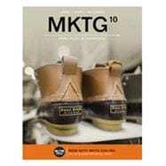 MKTG 10 (with Online, 1 term (6 months) Printed Access Card)