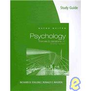 Study Guide for Weiten�s Psychology: Themes and Variations, Briefer Edition