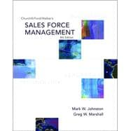 Churchill/Ford/Walker's Sales Force Management