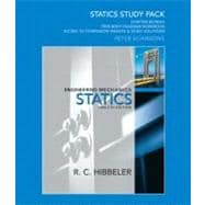 Statics Study Pack for Engineering Mechanics : Statics