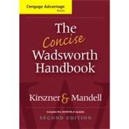 The Concise Wadsworth Handbook, 2009 MLA Update Edition