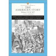 American Story, The, Volume I, (Penguin Academics Series)
